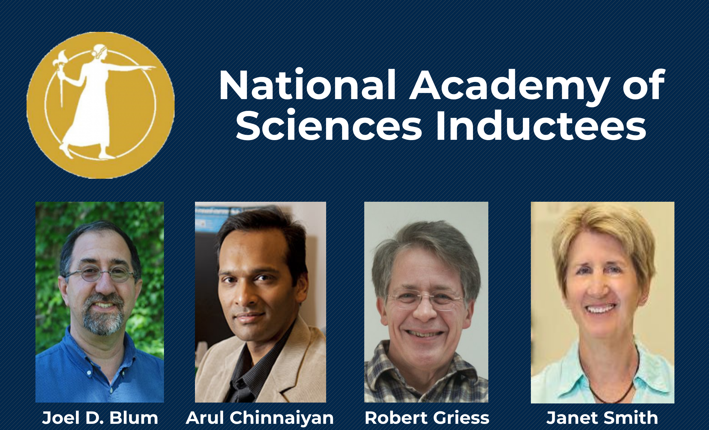 National Academy of Sciences Inductees