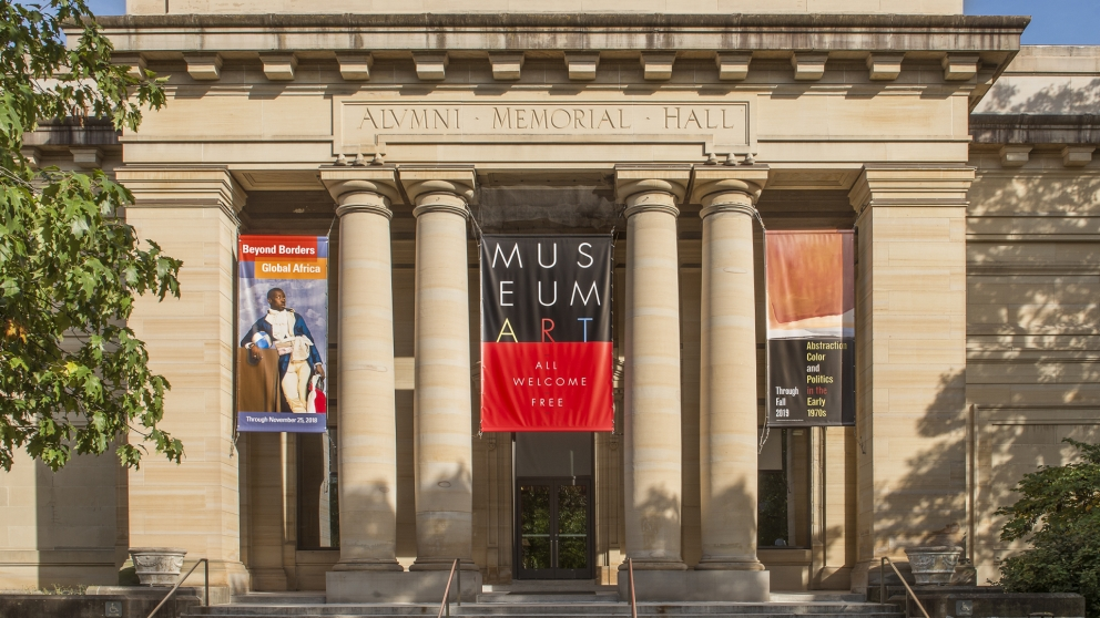 University of Michigan Museum of Art. Image credit: UMMA