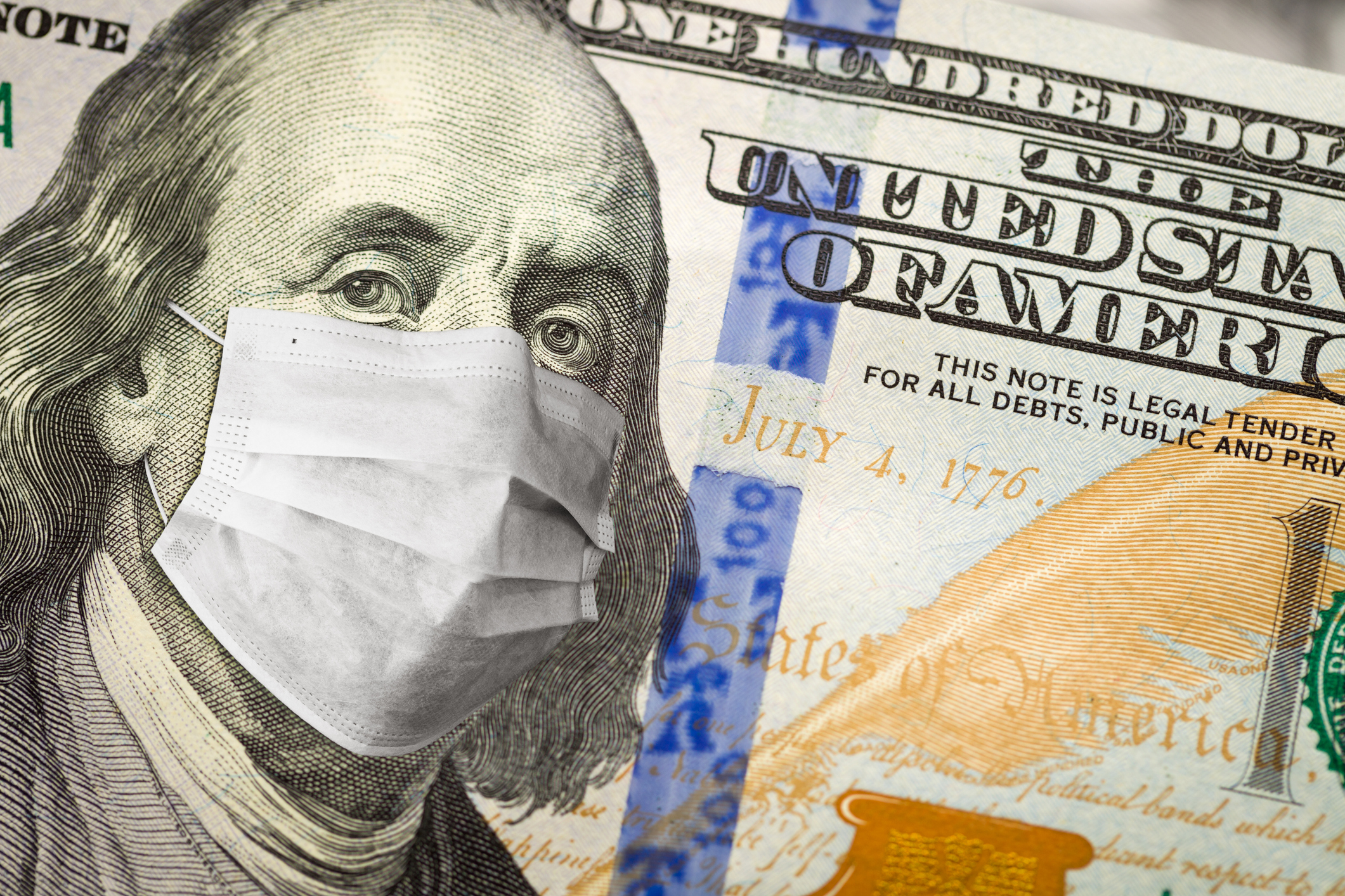Economy during the pandemic. Image credit: iStock