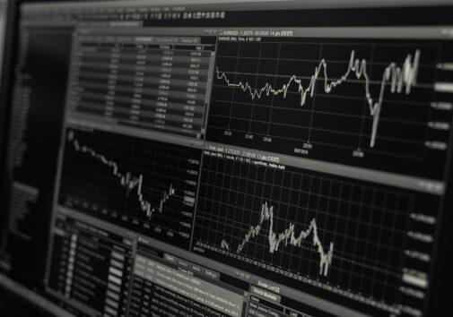 Stock Trading Monitor. Image credit: Pixabay