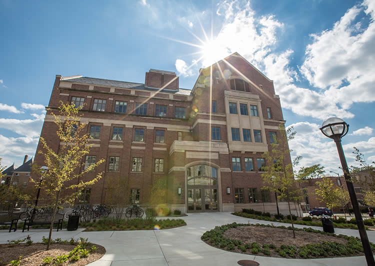 Ford School of Public Policy. Image credit: Ford School