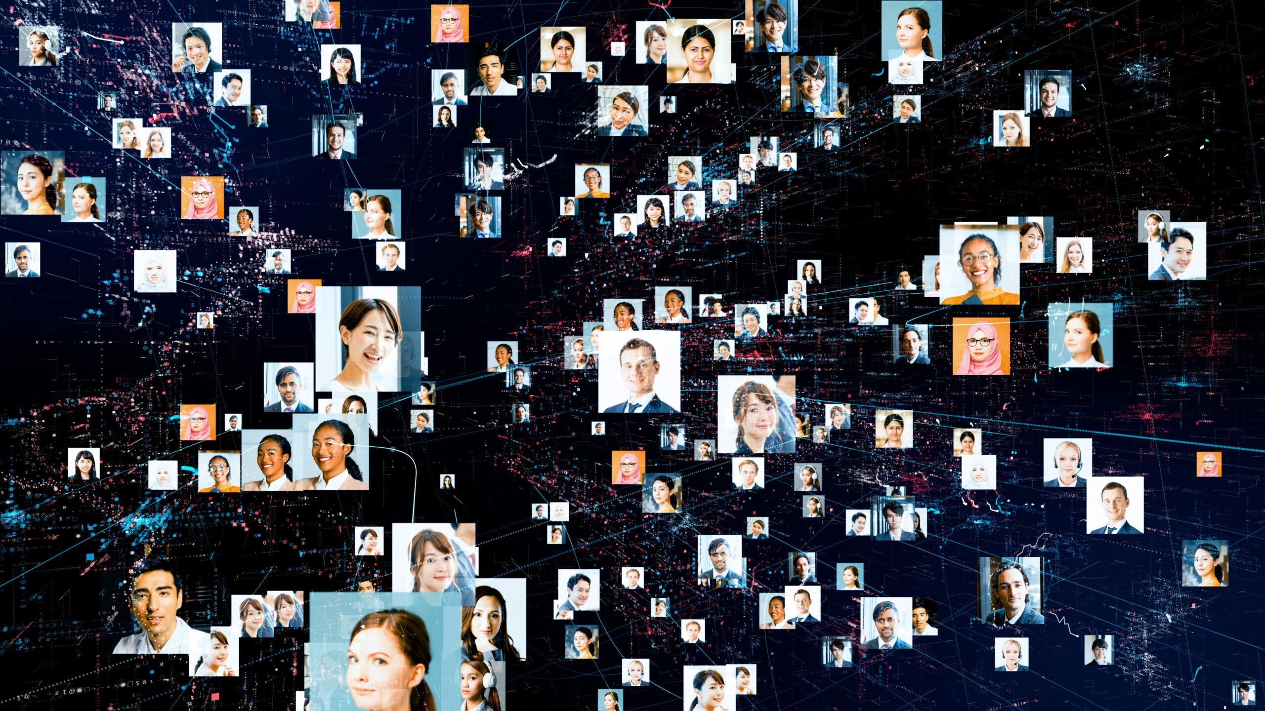 Human computer interaction concept image. Image credit: iStock
