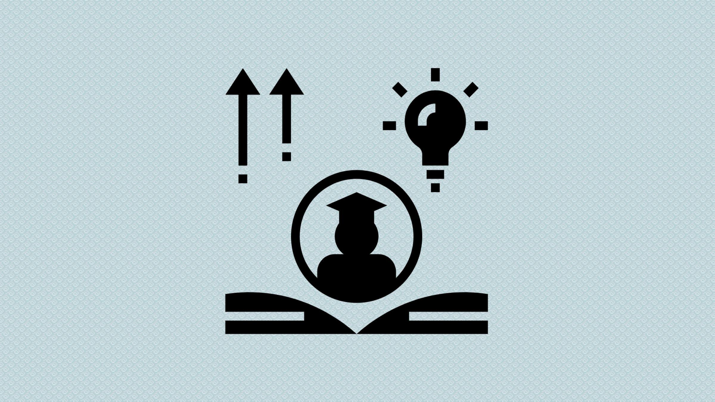 Scholar icon. Image credit: The Noun Project