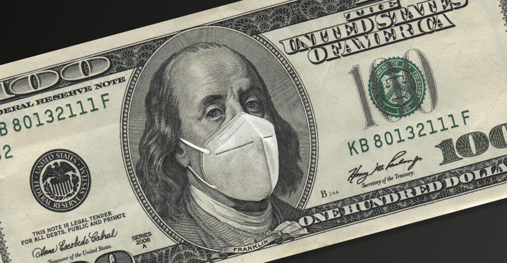 Illustration a $100 US bill. Image credit: iStock