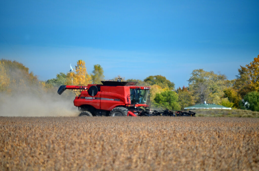 Great Lakes agriculture. Image credit: Michigan Sea Grant