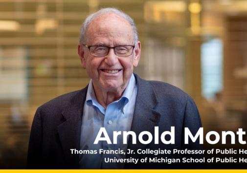 U-M epidemiologist Arnold Monto