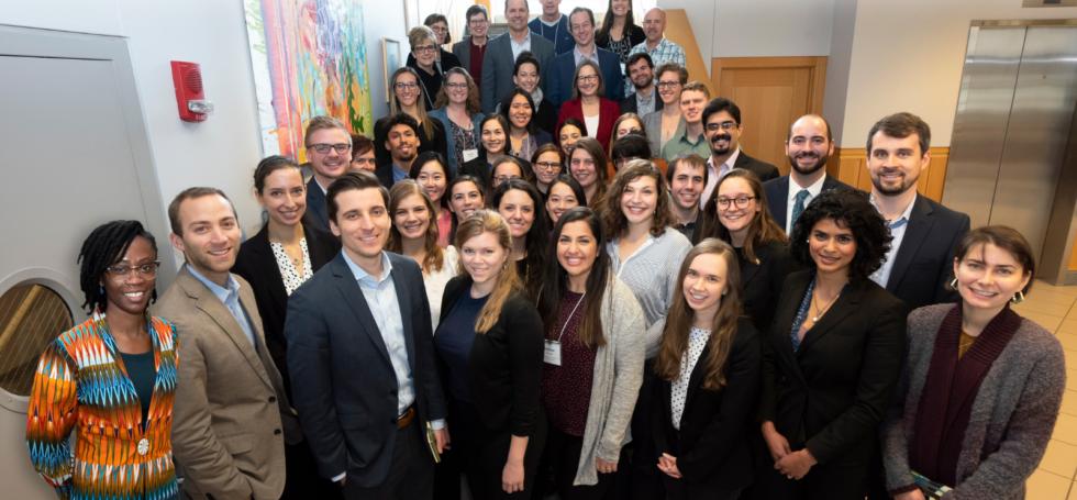 2019 Dow Fellows Cohort. Image courtesy: U-M Business Engagement Center