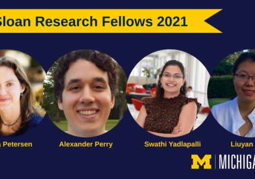 Sloan Research Fellows 2021