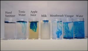 A variety of samples. Image credit: Michigan Engineering