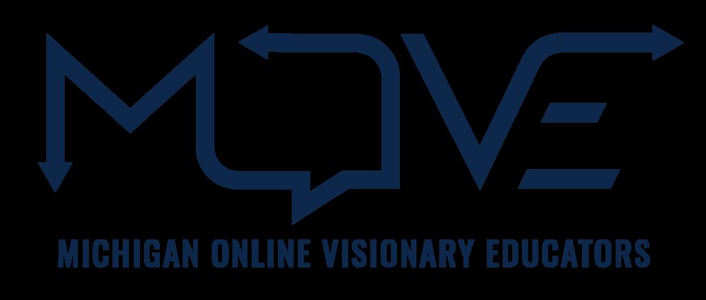 Michigan Online Visionary Educators Series logo