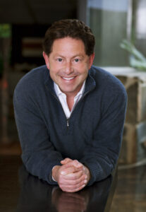 "Robert ""Bobby"" Kotick, CEO of Activision Blizzard"