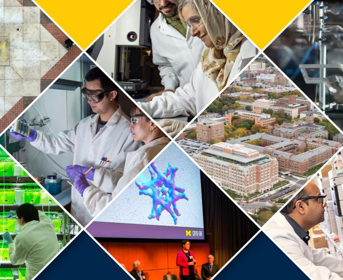 Biosciences Initiative Report on Progress, June 2021