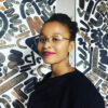 Avery Williamson is an Ann Arbor-based multidisciplinary artist whose work in weaving, photography and drawing explores the narratives of black women in personal and institutional archives. Image credit: The artist.