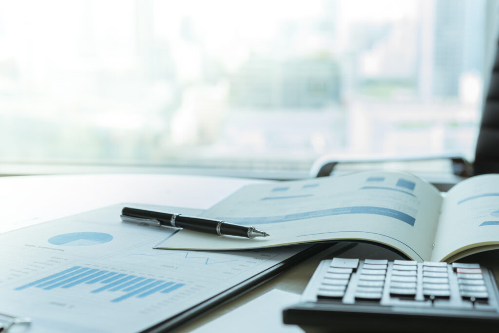 Financial planning conceptual image. Image credit: iStock