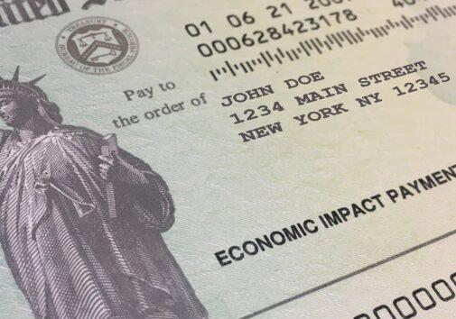 Stimulus-Check, Economic, Impact, Payment, Covid. Image credit: AzamKamolov, Pixabay