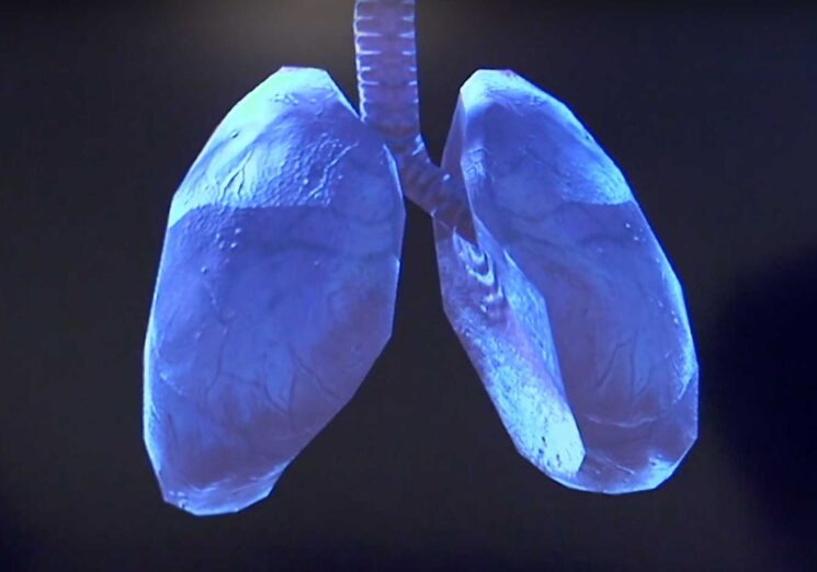 Virtual lungs.