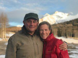 Dan and Sheryl Tishman
