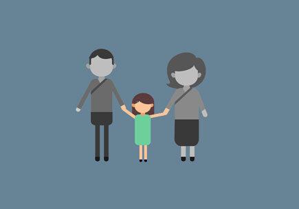Vizinhança mais unida e menos palmadas resultam em número menor de visitas de assistência social à criança