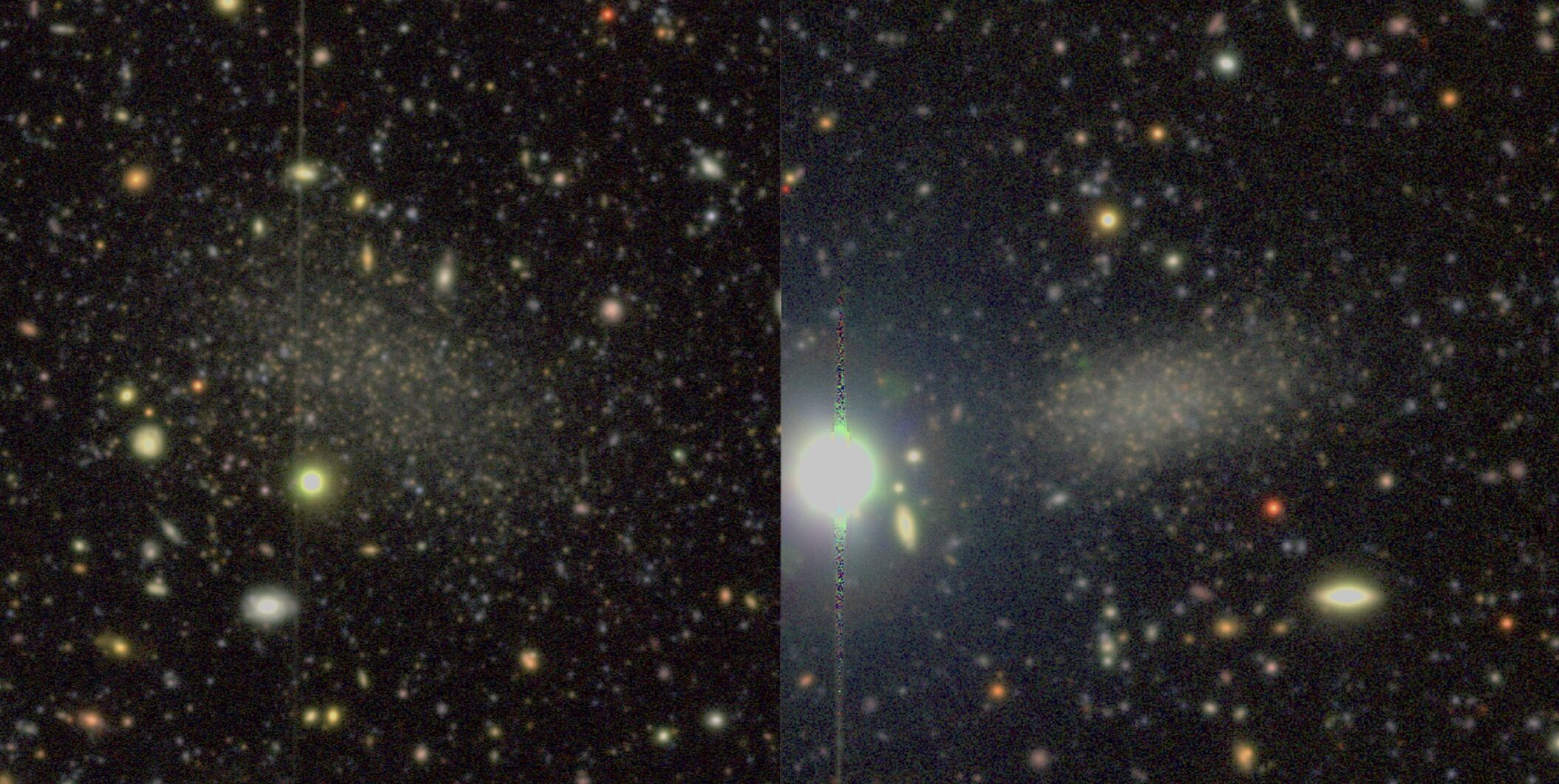 Subaru Ann Arbor >> The lonely giant: Milky Way-sized galaxy lacking galactic neighbors | University of Michigan News