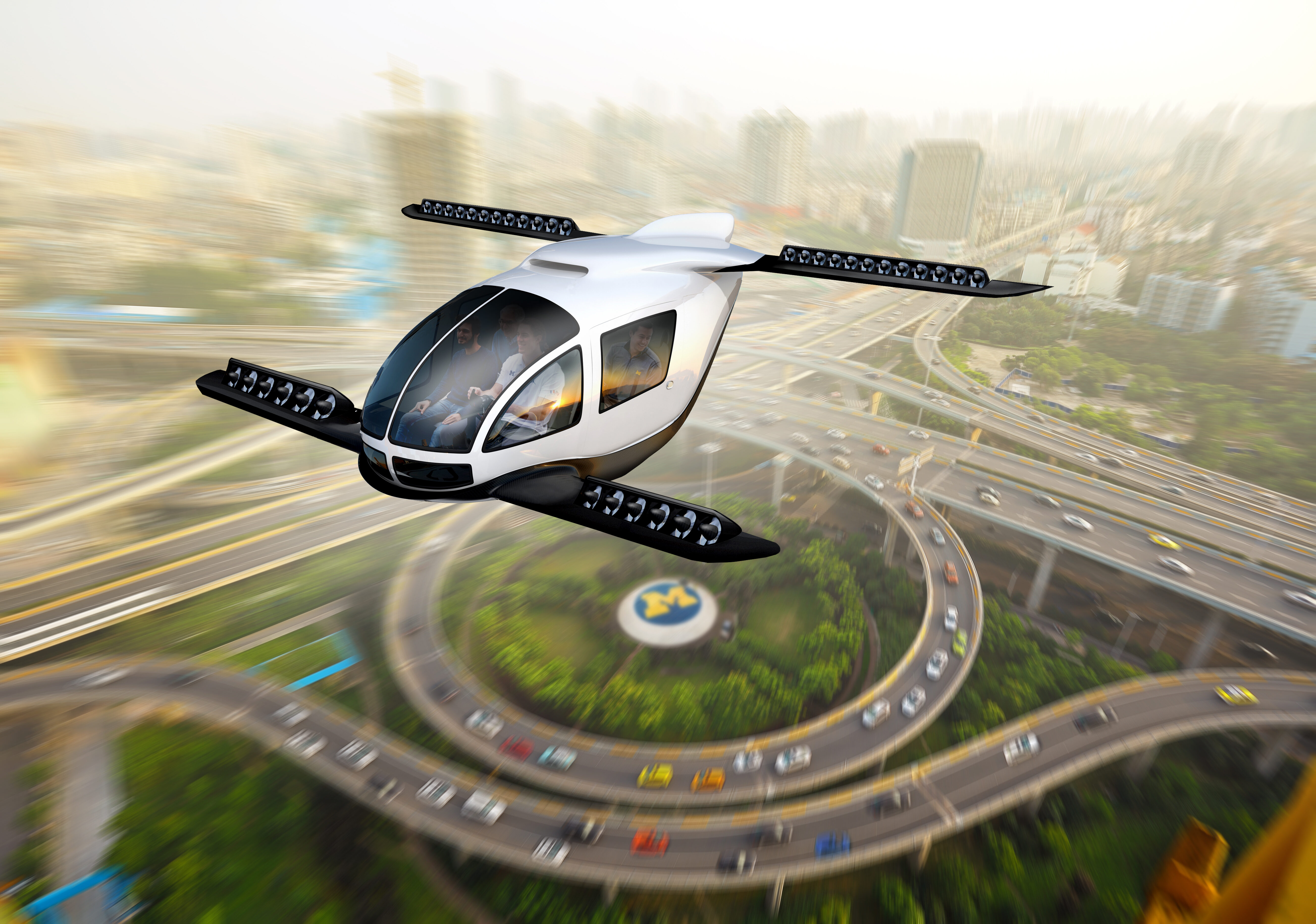 A Jetsons Future Assessing The Role Of Flying Cars In