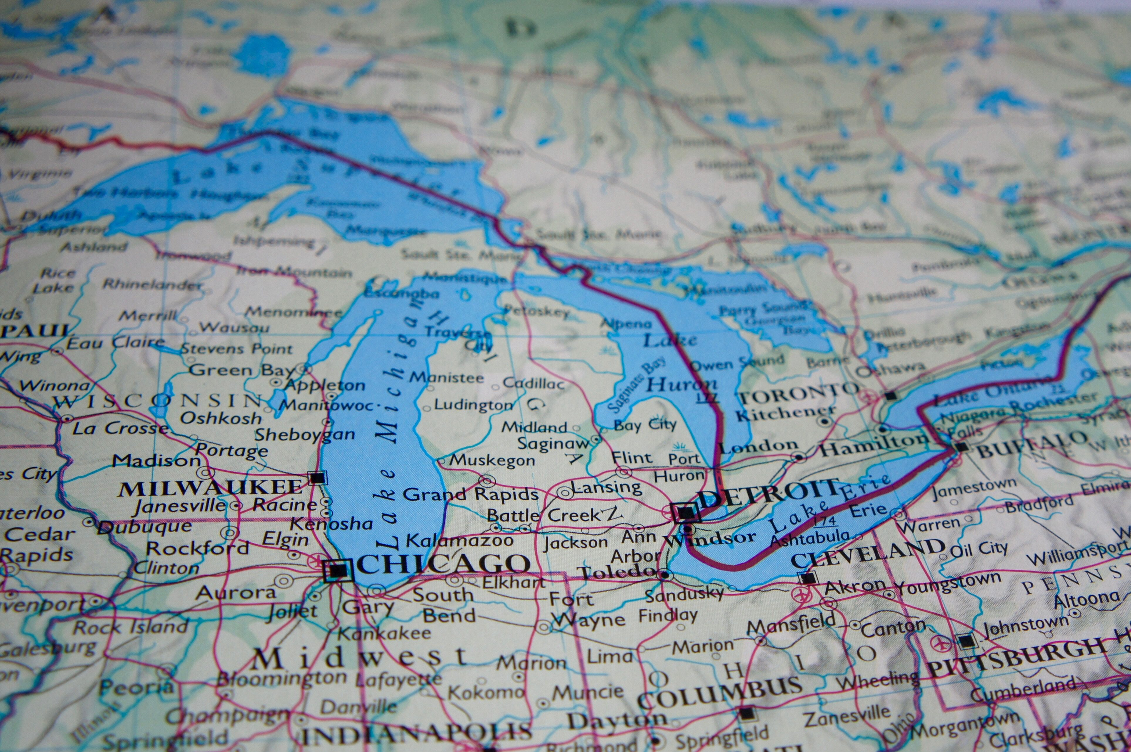 Maps highlight Michigan cities, groups that will bear brunt of climate change effects - University of Michigan News