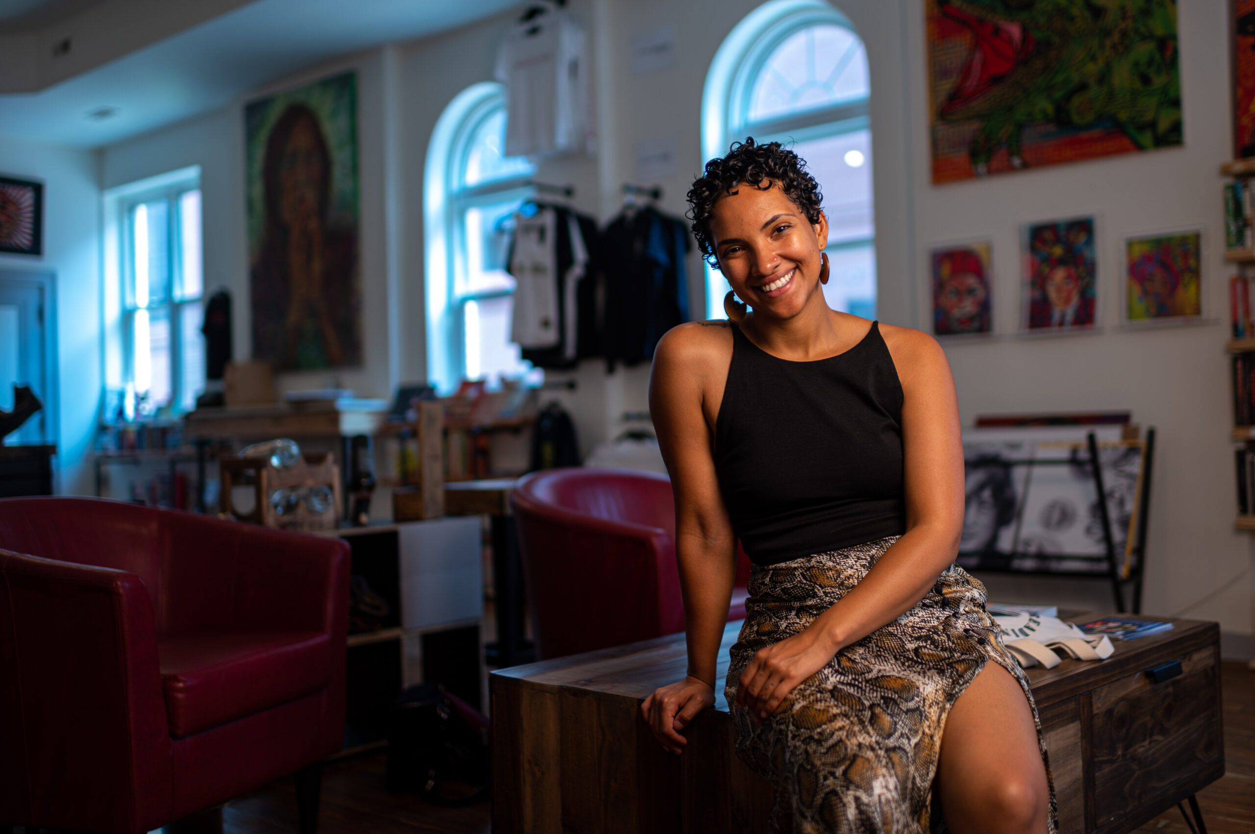 news.umich.edu: Black-owned bookstore blends culture and community in Flint